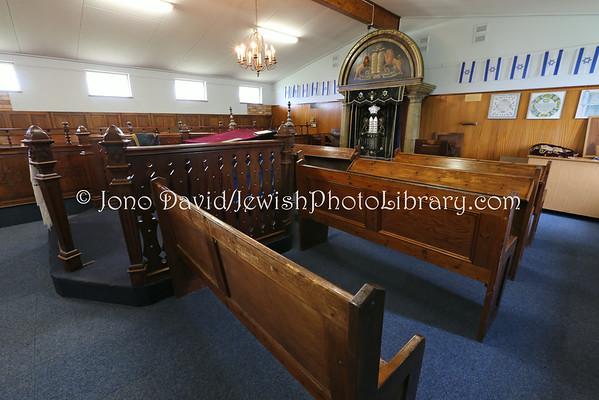 SOUTH AFRICA, Eastern Cape, Port Elizabeth. Theodor Herzl School Synagogue (3.2013)