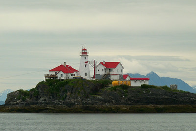 DAY 168 - June 17, 2011 - Green Island Lighthouse Cynthia Meyer, British Columbia, Canada