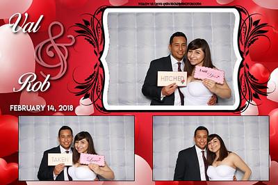 Rob and Val's Wedding