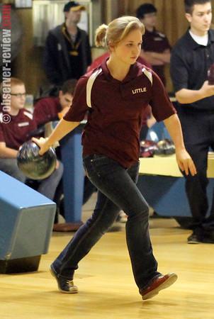 Odessa-Montour bowling 1-8-12