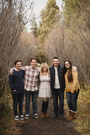 Hoole Family - Bend, Oregon