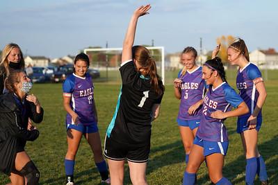 LB Girls' Soccer Shenanigans (2020-10-24)
