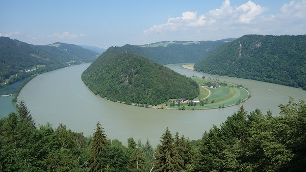 3 Passau to Linz
