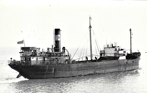 HOLDERNESS STEAMSHIP CO., Hull.