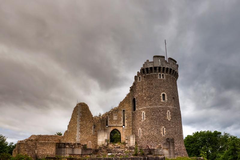 Château de Robert le Diable, Seine-Maritime, France