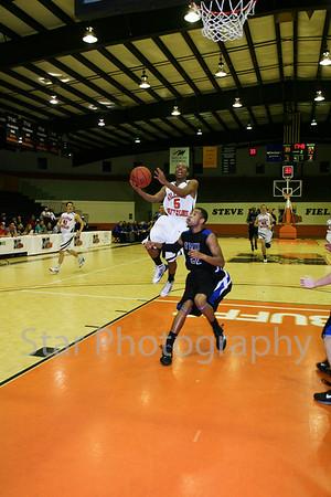 Milligan College Boys Basketball 12-07-10