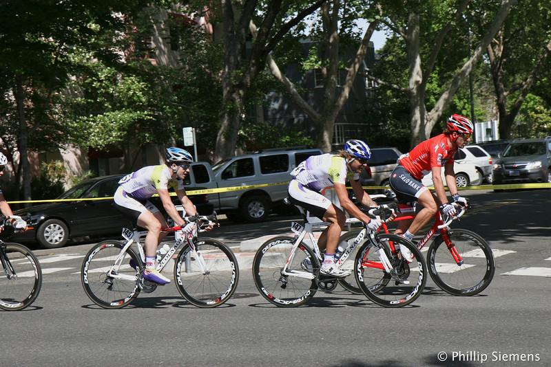 Fabian Cancellara (SaxoBank), KOBZARENKO Valeriy (147), HANSON Ken (145)