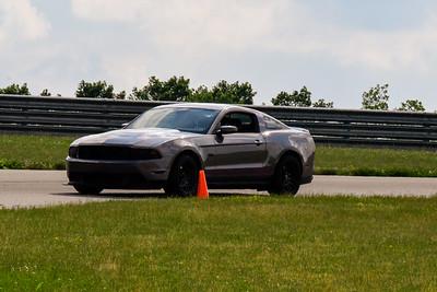 2020 SCCA TNiA June Pitt Race Dk Gray Mustang