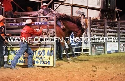 Carter Elshere Saddle Bronc