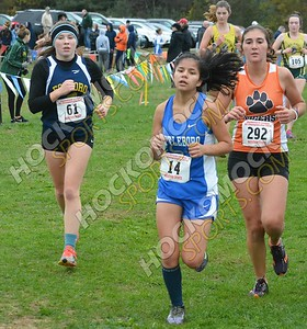 Girls Cross-Country Hockomock Championships 10-29-16