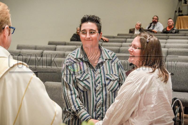 Lisa & Jennifer's Wedding Day 1.6.15