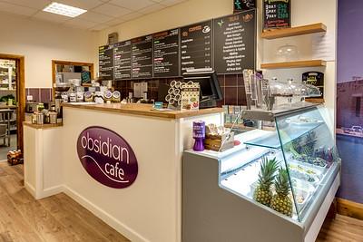 Obsidian Cafe, Loughborough, Leicester