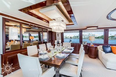 M/Y Our Heritige
