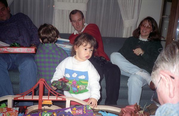 1993 Scott & Baby Katie