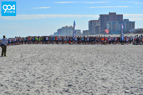 Winter Beach Run 2018