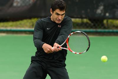 FSU Mens Tennis v Texas March 2013