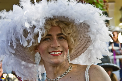 Provincetown, Carnival Parade 2008, Wild Wild West