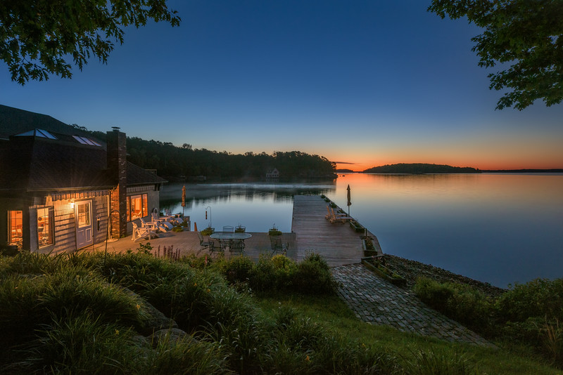 Estate - Grindstone Island, 1000 Islands, NY