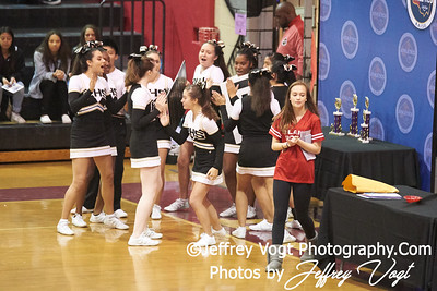 10-27-2018 Poolesville High School at MCPS D2 Cheerleading Championship at Montgomery Blair High School, Photos by Jeffrey Vogt Photography
