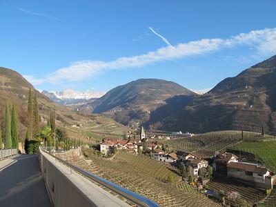 Stop 3: Bolzano, Bressanone