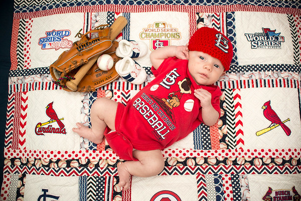 Grayson Smith Newborn Session