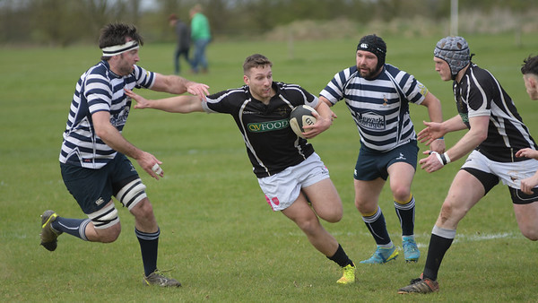 Kesteven RFC 1st XV vs Newark