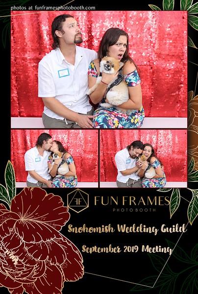 Snohomish Wedding Guild September 2019