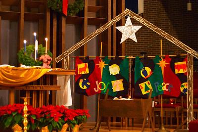 Mountain View UMC 12-24-2003 Christmas Eve Service