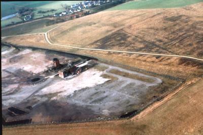 Lost coal mines