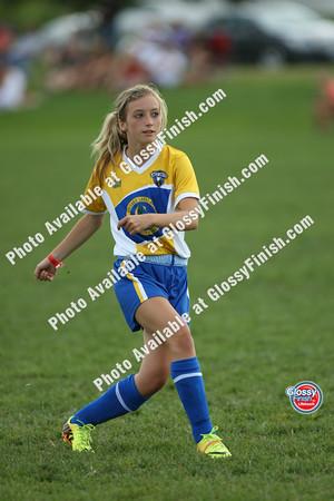 U17 Girls - LUFC Yellow vs Waconia