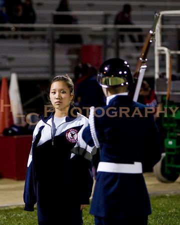 11/14/08 LnHS vs. Palmdale - ROTC