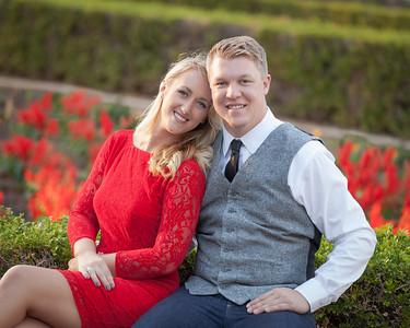 Engagement of Ashley & Kyle