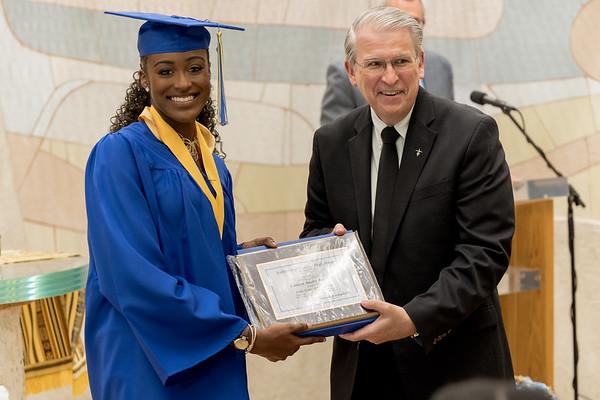Camryn Beckford Graduation Ceremony –June 27, 2020