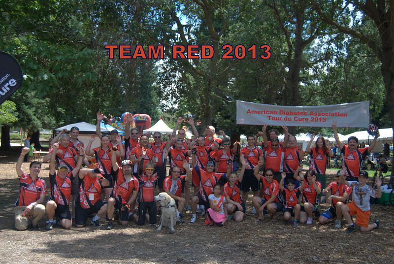 Red Rider and Champions