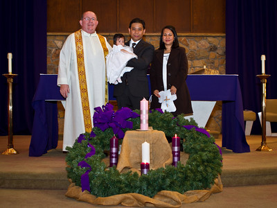Danica Baptism
