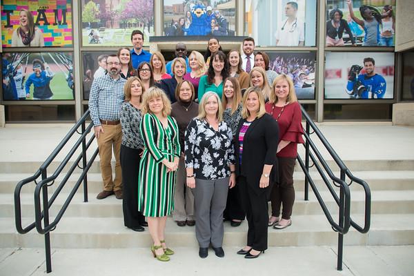 CGCE Staff, Sept 2018