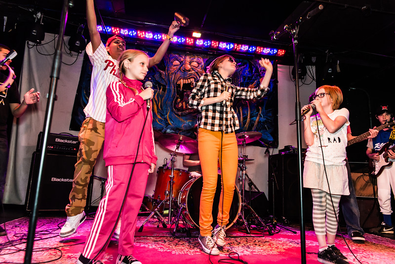 School Of Rock Philly - Beastie Boys - May 3rd, 2014