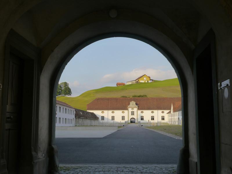 @RobAng 2013 / Welttheater Einsiedeln / Kloster Einsiedeln, Einsiedeln, Kanton Schwyz, CHE, Schweiz, 905 m ü/M, 2013/07/06 20:10:24