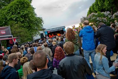Datarock, Bergenfest 2013