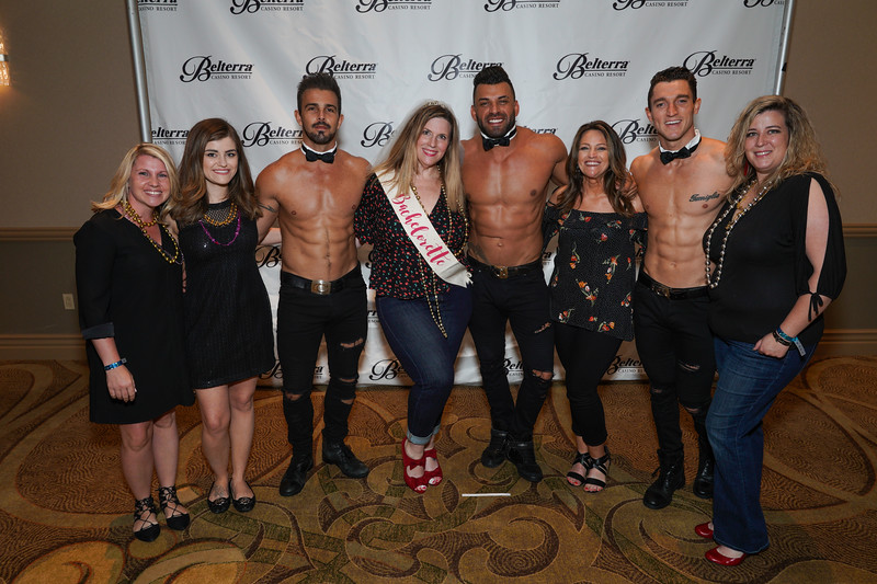 Chippendales Meet and Greet