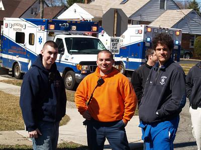 03-17-08 New Milford, NJ - Working Fire