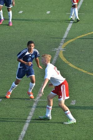BJV Soccer vs IR 9-3-15