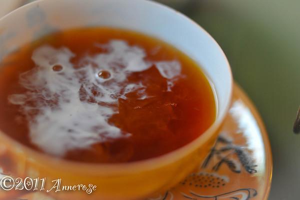 Zeitmagie in der Teetasse