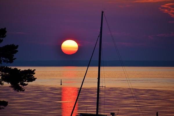 Collingwood Spectacular Sunrise (July 2021)