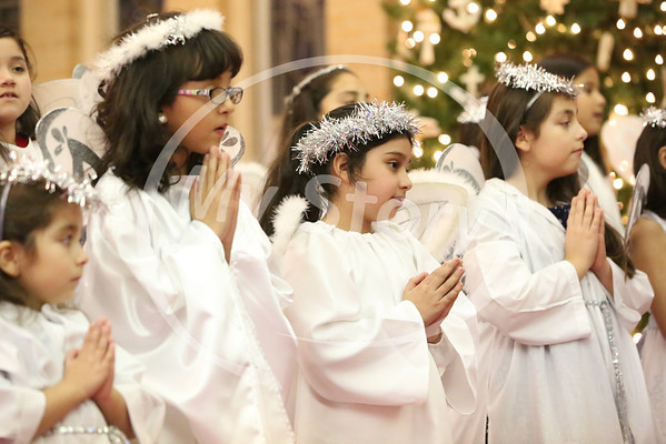 Christmas Eve (Nativity Play at St Gregory the Great)
