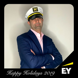 Ernst & Young Christmas Party 2019