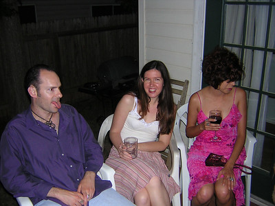 Tim & I's B-day Party (5/22/04)