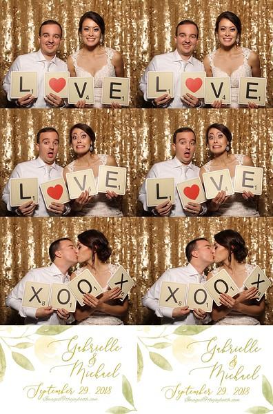 Gabrielle & Michael 9-29-2018 PRINTS