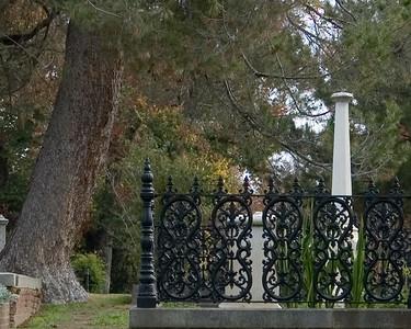 Old Sacramento Cemetery