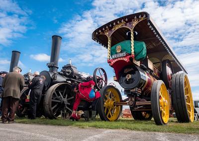 2017 Cumbria Steam Gathering